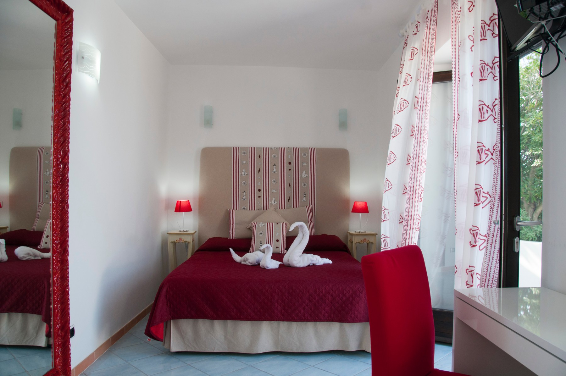 Chambres hotes a Ponza B&B Il Gabbiano camera tripla 06